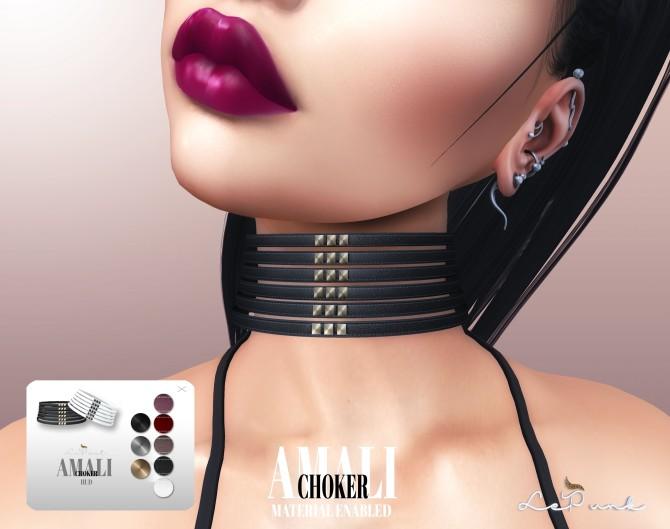 LEPUNK Amali Choker FlickR